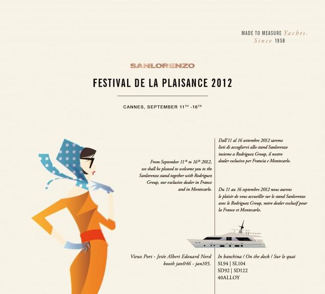 Sanlorenzo in Cannes