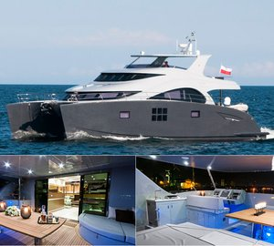 The new 60 Sunreef Power charter yacht EWHALA by Sunreef Yachts launched