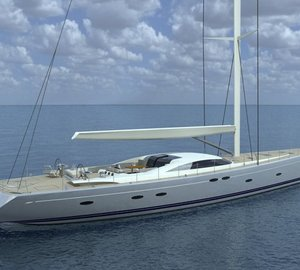 Lewmar's New Winch Designs for 47m Hoek Classic sailing yacht and 45m Dixon yacht
