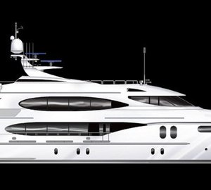 Trinity motor yacht LADY SURA (T059) launched