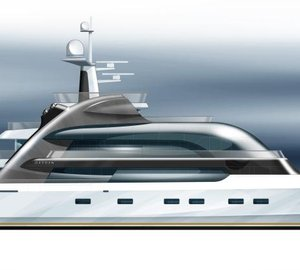 The new 55m motor yacht Project OXYGEN by BMT Nigel Gee and Claydon Reeves