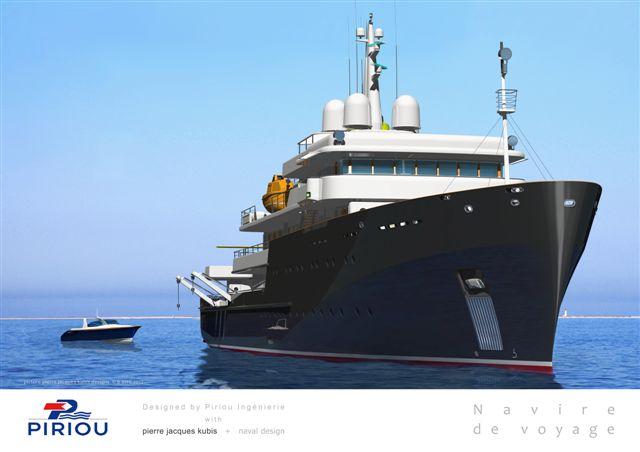 75m Piriou explorer yacht