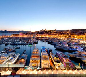 Cannes Boat Show starts today with 150 World Premieres on display