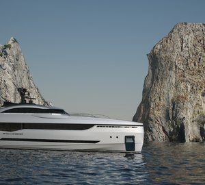 The new Columbus Sport Hybrid line by Palumbo Shipyard and Sergio Cutolo