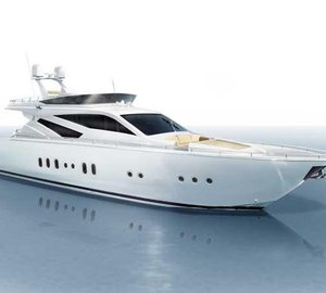 The latest motor yacht DP70 Fly by Dalla Pieta Yachts