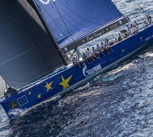 2012 Maxi Yacht Rolex Cup - Arresting and challenging week of prestige and endeavour