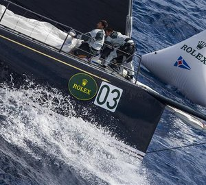 Maxi Yacht Rolex Club - A rendezvous of grand designs