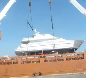 Horizon delivering Three New Yachts to US to participate at FLIBS