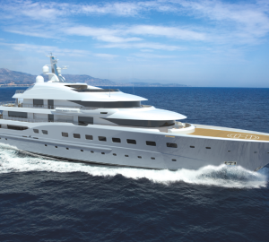 83m Motor Yacht AMELS 272 Limited Editions - latest concept by Amels designed by Tim Heywood