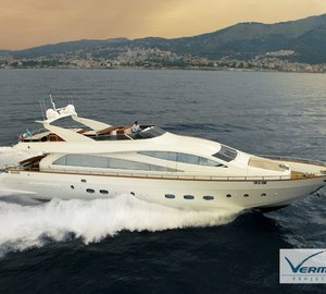 The latest Amer 92' superyacht by Permare Group launched