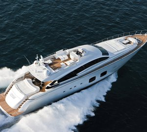 Pershing to exhibit at the 2012 Cannes Boat Show