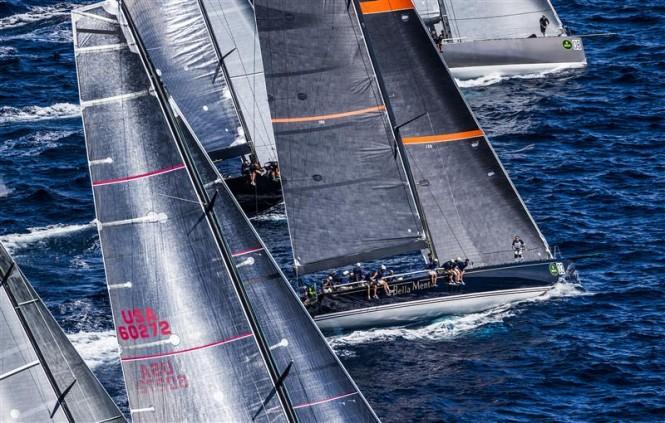 Maxi Yacht Rolex Cup 2012 Photo by Rolex Carlo Borlenghi