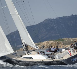 A very successful 2012 for Nautor's Swan