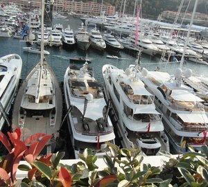 Luxury Yachts from the 2012 Monaco Yacht Show