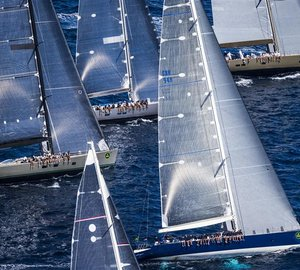Maxi Yacht Rolex Cup 2012: Day 3 - Yachts competing again
