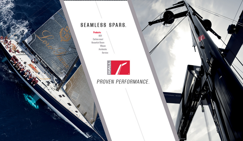 A great success of yachts fitted by Hall Spars — Yacht Charter