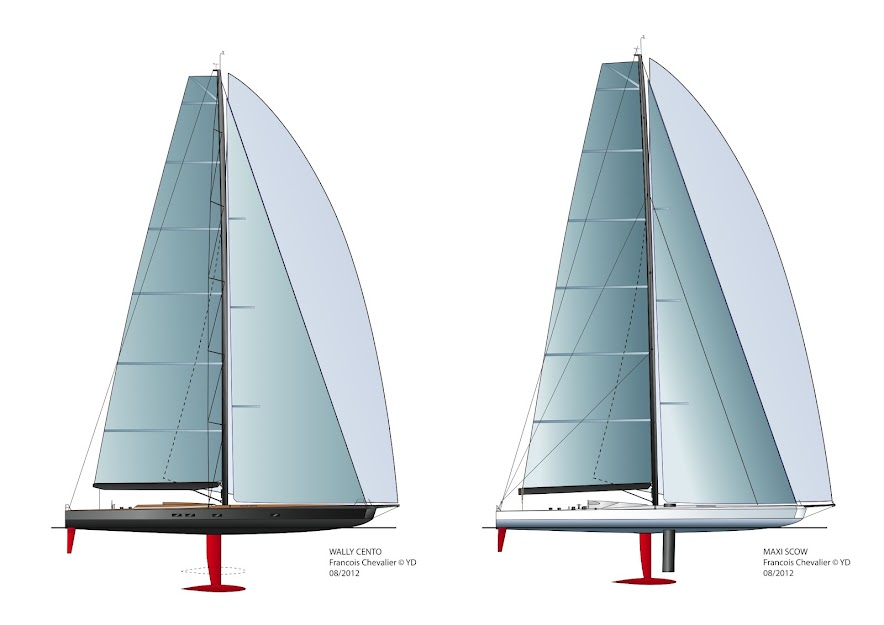 The two MScow yacht projects (overture)