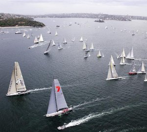 Rolex Sydney Hobart Yacht Race to start on 26 December, 2012