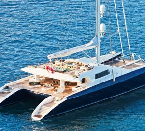 Superyacht HEMISPHERE and HEAVENLY DAZE yacht nominated for ISS Awards