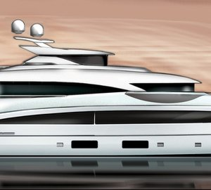 Luxury motor yacht Project PALOMA (YN 16551) by Heesen Yachts sold
