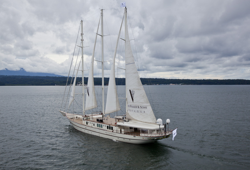 57m three masted sailing yacht montigne yacht charter