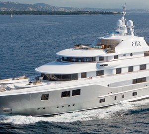 ICON Yachts to attend the 2012 FLIBS with the 62m megayacht BATON ROUGE on display