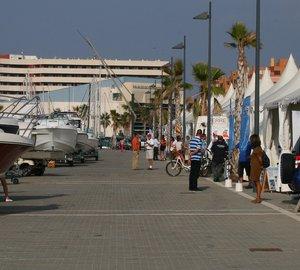 A very successful Alcaidesa Marina Boat Show