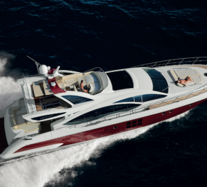 Azimut Yachts and Atlantis attending the 2012 FLIBS with 16 luxury yachts on display