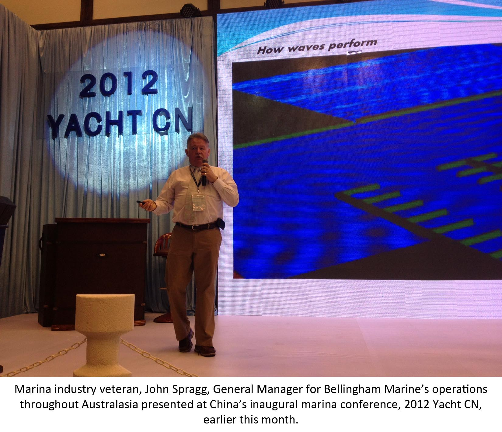 China Marina Conference
