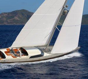 The latest Jongert 3200P sailing yacht P1113 engineered by Mulder Design