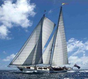 Pendennis completes refit of the Jongert sailing yacht GLORIA