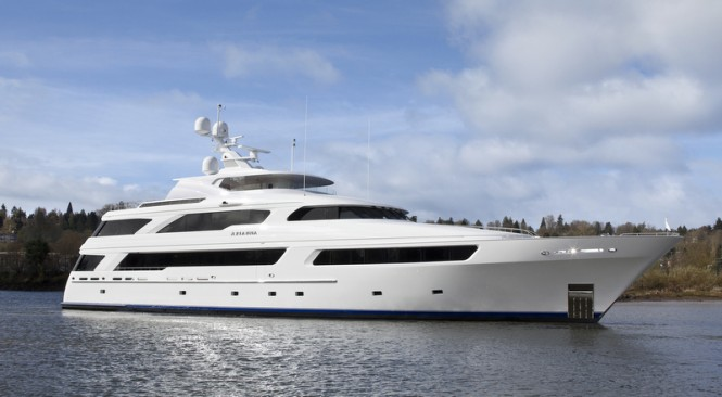 Luxury motor yacht Arianna by Delta Marine