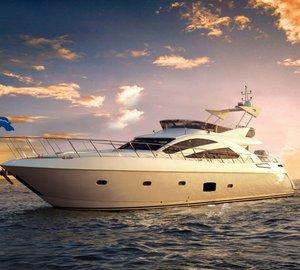 Motor yacht LIE HU ZUO HAO by Sunbird Yacht launched
