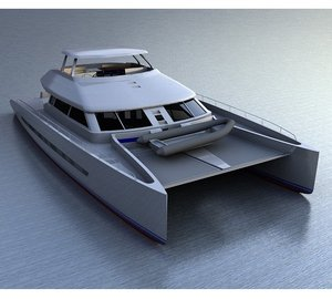 Du Toit Yacht Design launch the Open Ocean 750 Luxury Sports Expedition Yacht QUO VADIS