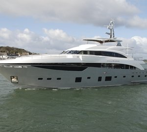 Princess 40M superyacht IMPERIAL PRINCESS to make her US debut at the 2012 FLIBS