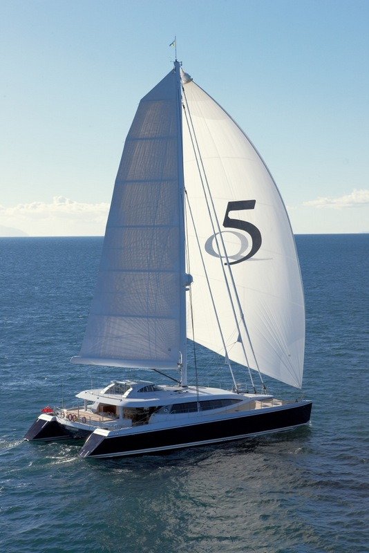Q5 Quintessential yacht recently launched by Yachting Developments under MCM construction management