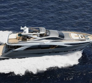 The first motor yacht AmerCento by PerMare sold at the 2012 Genoa Boat Show