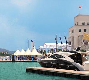Yacht CN 2012 - Nansha Bay International Boat Show, October 12 - 14
