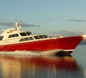 New Owner for the 25m motor yacht EXCELLENCE (ex Wombat) by Lyman-Morse and Setzer Yacht Architects
