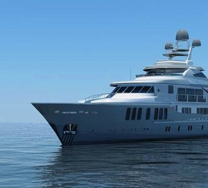 CMB Yachts' superyacht ORIENT STAR (Project Mina) delivered