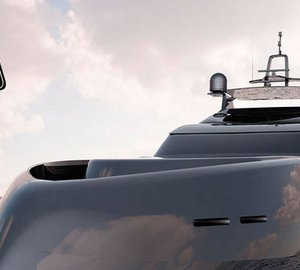 Erdevicki designed 53m ICON luxury yacht ER175 concept nominated for IY&A Award 2013