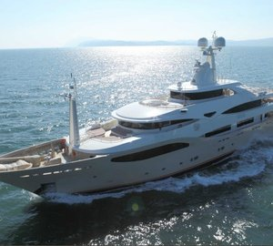 Nautical Design Award for the CRN 130 luxury yacht DARLINGS DANAMA