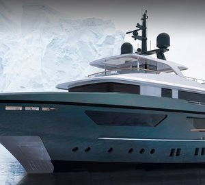 First expedition yacht 42EXP by Sanlorenzo sold at the 2012 MYS