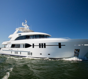 Christensen's superyacht OCEAN ALEXANDER 120 receives AIM Marine Group Editor's Choice Award as 'Best Overall Boat of the Year'