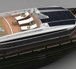 Motor yacht Sevolution 26 concept by Baia Yachts