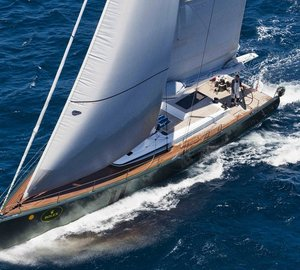 Maxi Dolphin's Nacira 67 yacht SHAMLOR Winner of Nautical Design Award