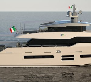 Oceanic SUV (Sport Utility Vessel) - new yacht line by Canados