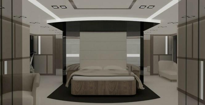 Orient Star superyacht - Interior