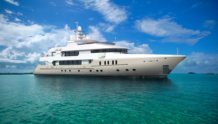 Christensen Shipyards signs three contracts at the 2012