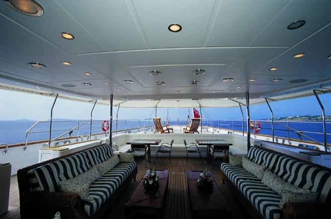 Sailing Yacht Felicita West